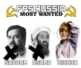 FPS Russia - Most Wanted