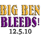 BIG BEN BLEEDS!